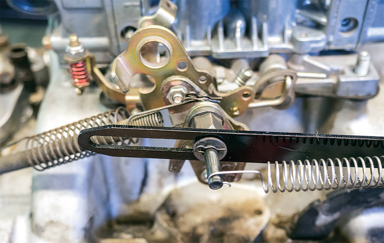 Troubleshooting a TorqueFlite Transmission